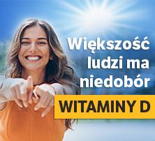 Większość ludzi ma niedobór witaminy D
