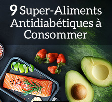 9 superaliments antidiabetiques
