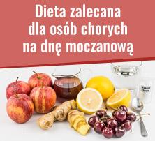 dieta dla chorych na dne moczanowa
