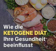 Wie die ketogene diät Ihre Gesundheit beeinflusst