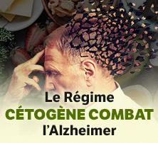 Le Régime Cétogène Combat l'Alzheimer