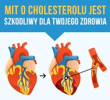 Mit o cholesterolu jest szkodliwy dla Twojego zdrowia