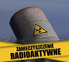 Zanieczyszczenie Radioaktywne