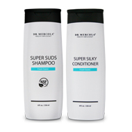 Fresh Scent Shampoo & Conditioner