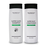 Tropical Scent Shampoo & Conditioner