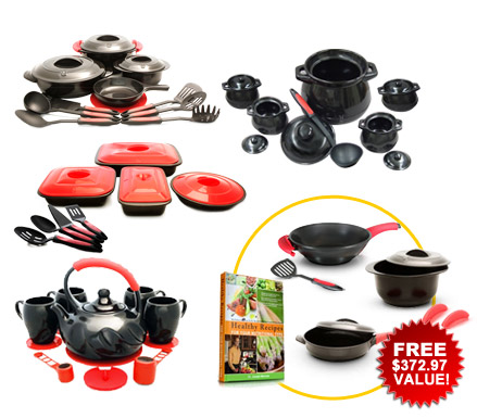 Premiem Ceramic Kitchen Set