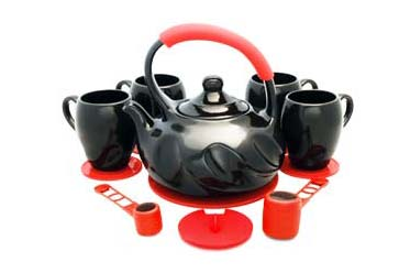 Mercola Healthy Chef 14 Piece Teaware Set