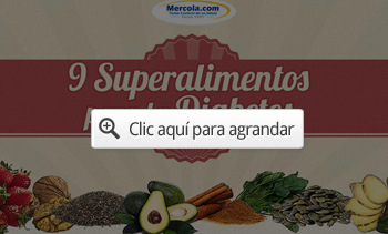 9 superalimentos para la diabetes