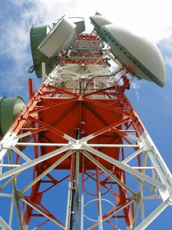 Communication towers generate invisible, but invasive EMFs