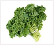 Kale iron source nutrient