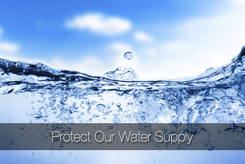 Protecting your water supply