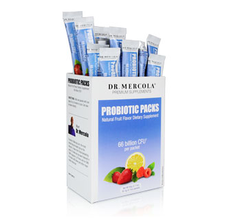 Probiotic Packs 3-Packs