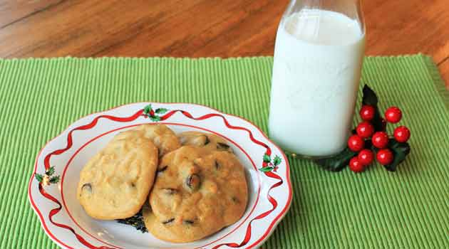 A Sweet Treat You Can Eat Without Feeling Guilty: Real Food Cookie Recipe