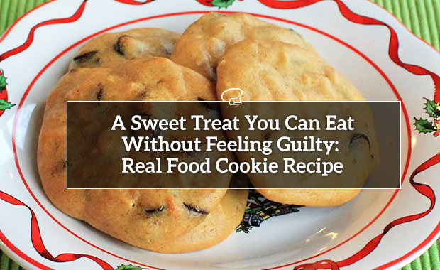 healthy real food cookies