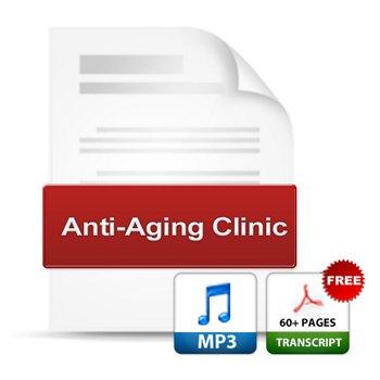 Anti-Aging MP3 Audio & Transcripts