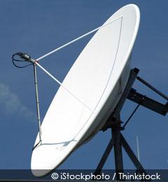 EMF Cell Phone Satellite Disk