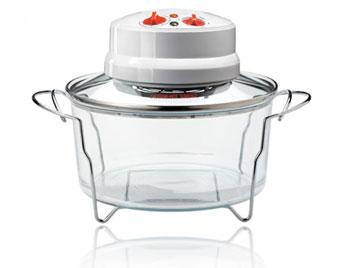 Aroma Turbo Oven