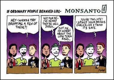 the evils of Monsanto