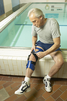 Exercise as Good as Surgery for Knee Pain