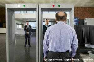 ALERT -- Europe Bans X-Ray Body Scanners Used at U.S. Airports