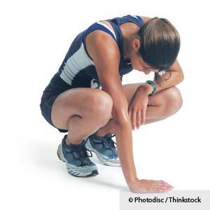 Amenorrhea In Athletes Female overtraining