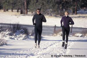 Exercise in Cold Weather Tips