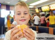 Eating Fast Food Meals