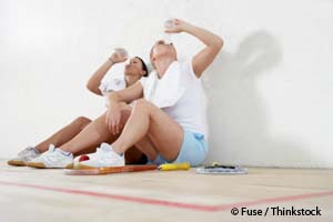 The Serious Problem of Overhydrating in Endurance Sports