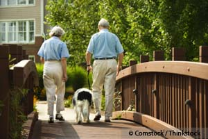 Why Don't More Retirement Communities Welcome Residents with Pets?