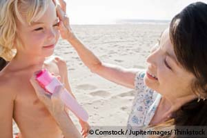 Using Sunscreens Can Make You a Magnet for Melanoma