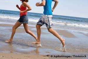 Study Shows Barefoot Running Is Less Efficient