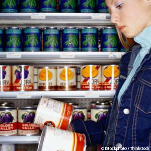 Eating Canned Food Shown to be Linked to Heart Disease