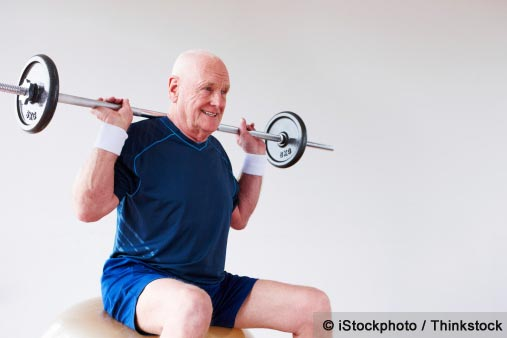 91-Year-Old Arizona Man Sy Perlis Breaks Weightlifting Record