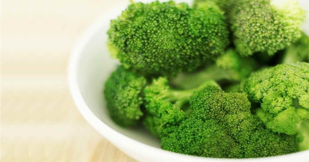 Broccoli plate fb