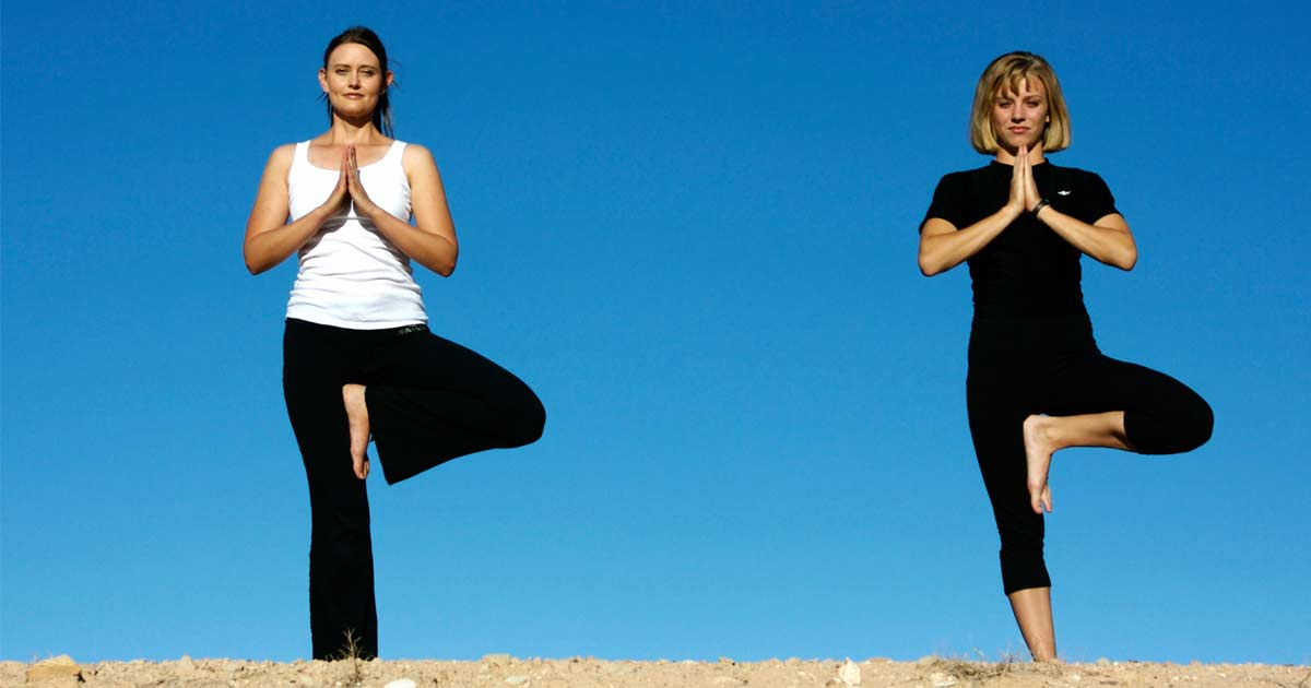 5 Yoga Poses You Can Do Every Morning