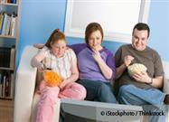 Is Watching TV Making You and Your Family Fat?