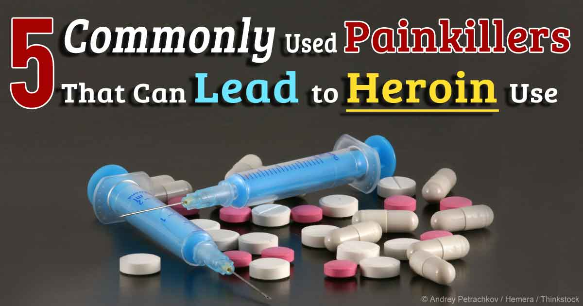 Prescription Painkillers Tagged As Gateway Drug To Heroin