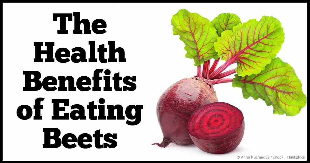 Six Amazing Health Benefits Of Eating Beets