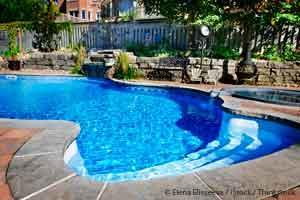 Chlorinated Swimming Pool