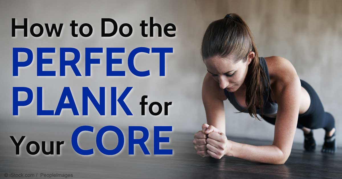 5 Health Benefits of Doing Plank Exercise