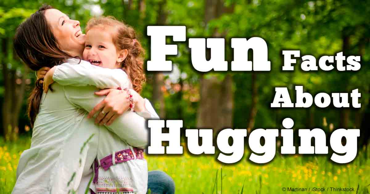 How Hugging Makes You Healthier and Happier