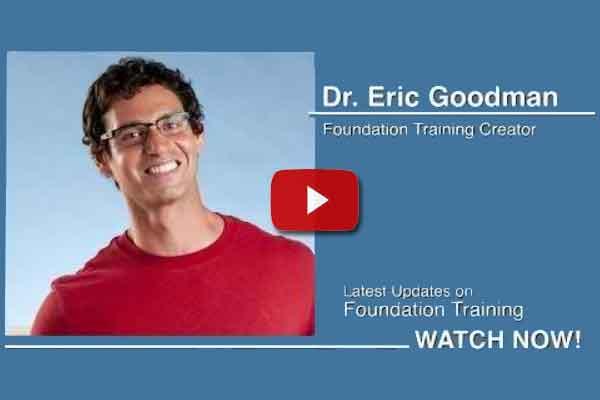 updated foundation training