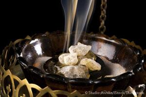 frankincense aromatheraphy