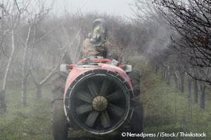 Pesticidas en la Agricultura