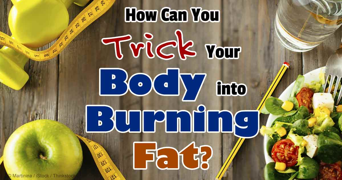 lose weight without starving