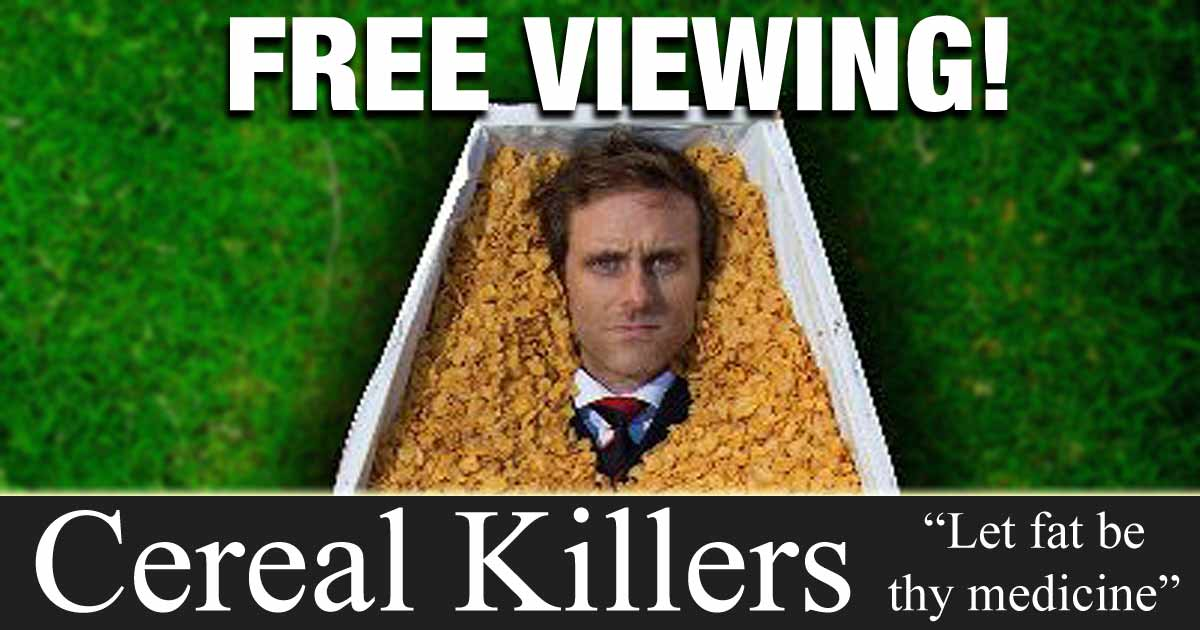 cereal killers how to eliminate sugar and grains