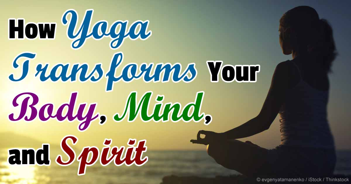 Yoga Meditation Benefits Integrates Body Mind Spirit