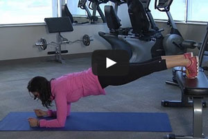 Can You Hold a Plank Position for Two Minutes?