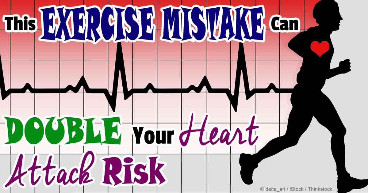 Excessive Endurance Cardio Isn't Good For Your Heart