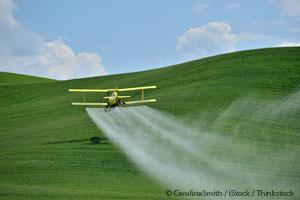 Glyphosate in Roundup